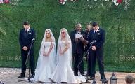 Đám cưới cổ tích của cặp chị em sinh đôi và anh em song sinh Mỹ