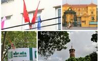 Cả nước treo cờ rủ vĩnh biệt Chủ tịch nước Trần Đại Quang