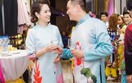 Diễn viên Việt Anh sợ chồng Đan Lê ghen vì quá tình tứ