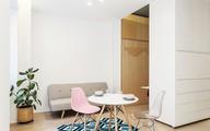 Căn hộ 30m² được bài trí đẹp không kém căn hộ cao cấp