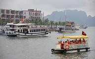 """Quảng Ninh: Phát hiện một số phương tiện tàu thủy chở khách """"chui"""""""