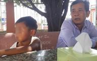 Nước mắt hai đứa trẻ khi cha bị tuyên tử hình vì giết mẹ