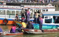 Vụ chồng lái ô tô chở vợ con lao xuống sông: 'Anh Giang rất vui vẻ, hiền lành'