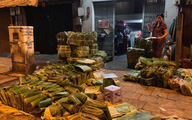 Món Huế nợ từ vài chục triệu tiền lá chuối đến gần 5 tỷ rau củ quả