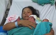 Sản phụ sinh thường tam thai hiếm gặp