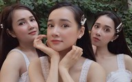 3 chị em nhà Nhã Phương đọ sắc trong một khung hình, ai cũng phải cảm thán điều này