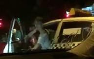 Chuyên gia giao thông nói gì về vụ tài xế taxi Thanh Nga đổ dung dịch vào kính, dọa đốt xe Camry giữa đêm?