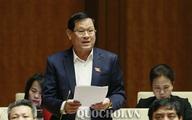 Tướng Nguyễn Hữu Cầu đề xuất cấm kinh doanh shisha, bóng cười, bào thai...