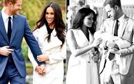 Vợ chồng Meghan Markle và Hoàng tử Harry kỷ niệm 2 năm công bố đính hôn