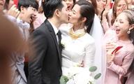 Đám cưới Đông Nhi - Ông Cao Thắng: Cô dâu đeo trĩu vàng, chú rể phấn khởi trước thử thách ăn chanh