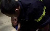 Vừa chữa cháy, vừa khống chế đối tượng đe dọa tính mạng nhân viên bệnh viện