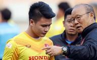 Hành xử lạ chưa từng có của thầy Park trước VCK U23 Châu Á