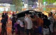 Tài xế ôtô ở TP.HCM tử vong sau khi trúng đạn