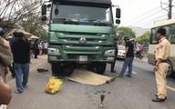 Chiến sỹ công an 23 tuổi tử vong thương tâm dưới bánh xe tải ở Đà Nẵng