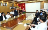 Phó Thủ tướng Vũ Đức Đam tới thăm, chúc Tết Bệnh viện lớn nhất cả nước
