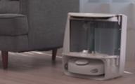 Robot hút bụi có thể tự làm sạch chính mình