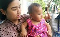 Bé gái 8 tháng tuổi nghi bị mẹ nuôi bạo hành, nhốt trong phòng trọ