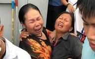 Cháy nhà xưởng khiến 8 người tử vong ở Hà Nội: Tận cùng nỗi đau
