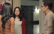 """Nàng dâu order tập 4: Vợ mới thẳng tay đuổi """"tình cũ"""" của chồng ra khỏi nhà"""
