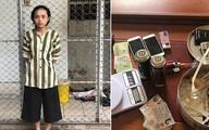 Nữ sinh viên 9X ngành dược bị bắt quả tang khi đang đi đang bán ma tuý cho con nghiện