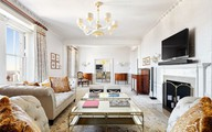 Bên trong căn hộ cho thuê giá 500.000 USD mỗi tháng