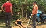 Sát hại em gái, gã nghiện ăn lá ngón tự tử