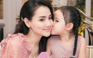 Vợ chồng Trang Nhung mừng con gái tròn 4 tuổi