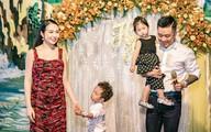 Vợ chồng Tuấn Hưng mở tiệc kỷ niệm 5 năm ngày cưới