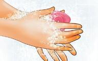 Rửa tay bằng xà phòng để phòng ngừa dịch bệnh