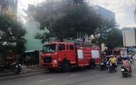 Cháy ở văn phòng đăng ký đất đai, nhiều giấy tờ bị thiêu rụi