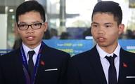 Anh em sinh đôi ở Hà Nam đoạt giải Olympic Vật lý châu Á