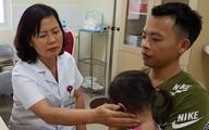 Vòng tay Nhân ái kết nối đưa 5 bé từ biên giới Hà Giang về Bệnh viện hữu nghị Việt Đức siêu âm khám miễn phí