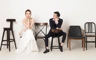 Ảnh cưới của Cường Đô La và Đàm Thu Trang đơn giản đến khó tin