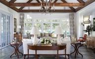 Thiết kế hẳn một không gian thư giãn riêng để  tận hưởng kỳ nghỉ cuối tuần ngay tại nhà đang là xu thế của nhiều gia đình