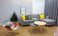 Căn hộ 99m² sở hữu cách bố trí nội thất thông minh ở Long Biên, Hà Nội