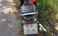Phát hiện nam thanh niên tử vong cạnh xe máy trên đường