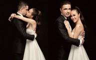 MC Phương Mai tung ảnh cưới lãng mạn bên chồng Tây