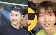Sự thật bức ảnh Song Joong Ki bị hói đầu sau ly hôn Song Hye Kyo
