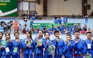 Khai mạc Giải Vovinam học sinh toàn quốc lần thứ 3 năm 2019