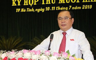 Chủ tịch HĐND và Trưởng ban Tổ chức TP Hà Tĩnh bị kỷ luật vì dính sai phạm