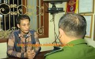 Ninh Bình: Bắt đối tượng nghiện ma tuý gây ra 11 vụ cướp tài sản