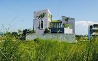 Nhà kiểu Tây trát thô sang trọng vẫn đượm văn hóa 3 miền ở vùng quê Đà Nẵng