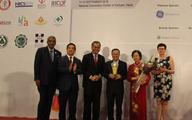 Trao giải thưởng 'Cống hiến trọn đời' cho nguyên Thứ trưởng Bộ Y tế Lê Ngọc Trọng