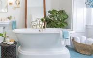 Đây là gam màu bạn nên thử ít nhất một lần cho phòng tắm gia đình