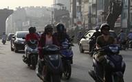 Tổng Cục Môi trường khuyến cáo phụ nữ mang thai hạn chế ra đường vì ô nhiễm nặng