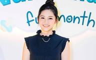Á hậu Thanh Tú giảm 10 kg sau sinh