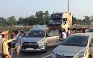 Vì sao tài xế container đâm xe Innova đi lùi trên cao tốc bị gia hạn tạm giam?
