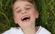 Cung điện công bố 3 bức hình mới tuyệt đẹp của Hoàng tử George mừng tuổi lên 6