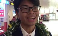 Học sinh đầu tiên của tỉnh Yên Bái giành huy chương quốc tế