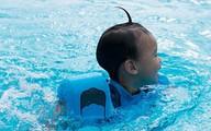 Phao tay không an toàn cho trẻ đi bơi